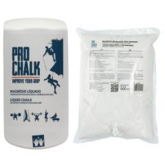 Kit Dispenser Pro Chalk para Magnésio Liquido + 1 Refil