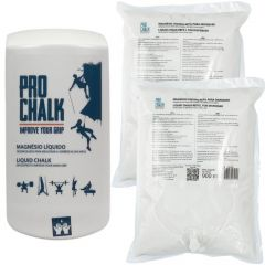Kit Dispenser Pro Chalk para Magnésio Liquido + 2 Refis